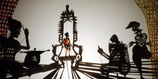 Fotografia ze spektaklu Król Maciuś Pierwszy