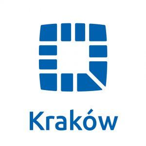 Logo grantodawcy festiwalu Gminy Miejskiej Kraków