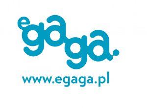 Logo patrona medialnego festiwalu serwisu egaga.pl