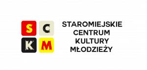 Logo partnera strategicznego festiwalu Staromiejskiego Centrum Kultury Młodzieży