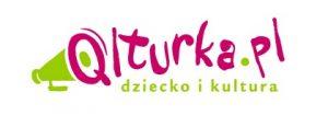 Logo patrona medialnego - portalu Qulturka.pl